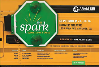 Spark- Compete For a Cause: Fundraising event in San Jose, California