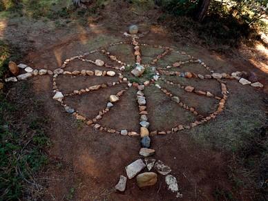 Medicine Wheel and Mandala