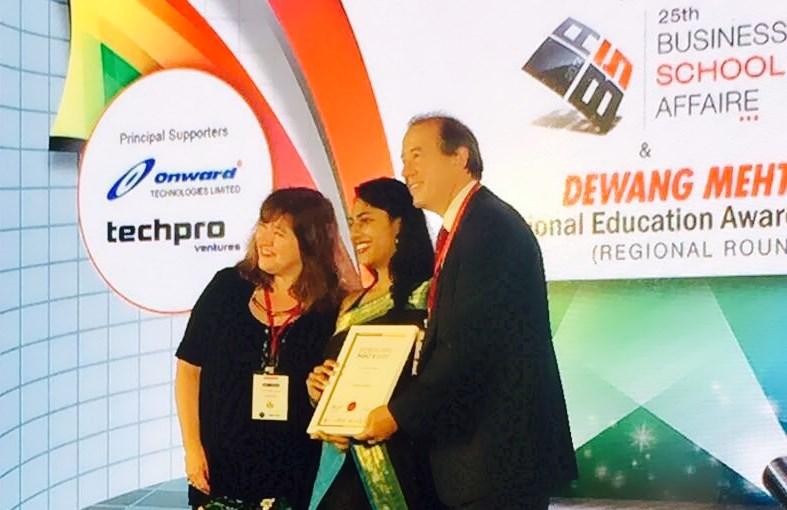 Snehadhara awarded the NGO Leaderships Awards