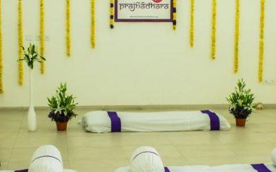 Prajnadhara: ABT course certification ceremony