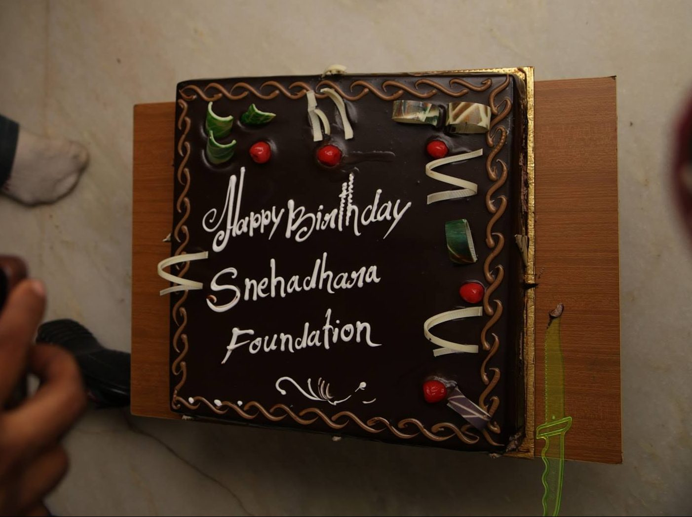 Snehadhara's Sixth Birthday – A Celebration of Expression