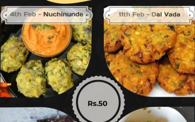February Flavours