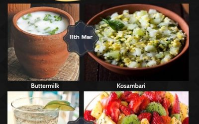 March Flavours