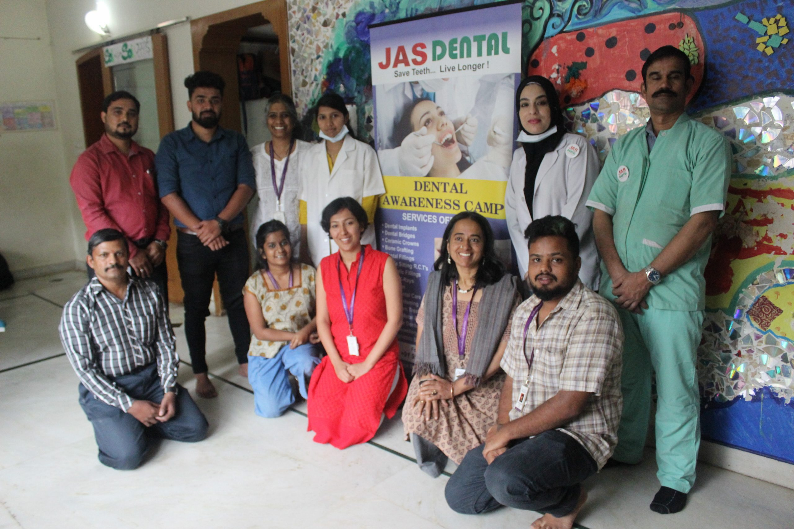 'Danthon Danthon Mein' – a toothy exercise in inclusion