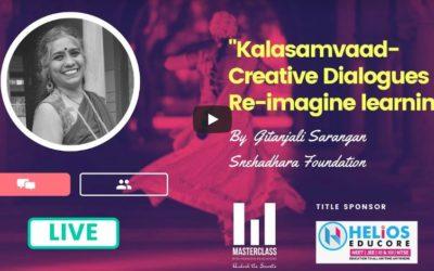 The Mind of a Fearless Educator with Ms.Gitanjali Sarangan