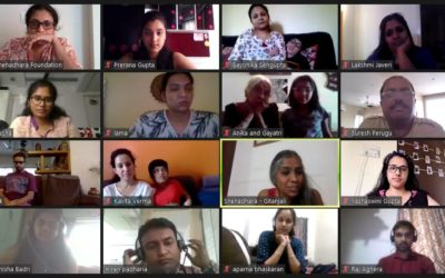 Employee Engagement with a difference : e-Houseful with Maxim Integrated Team