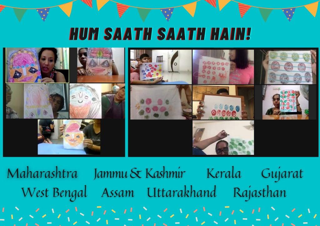Hum Saath Saath Hain –  Chronicles of our Summer School